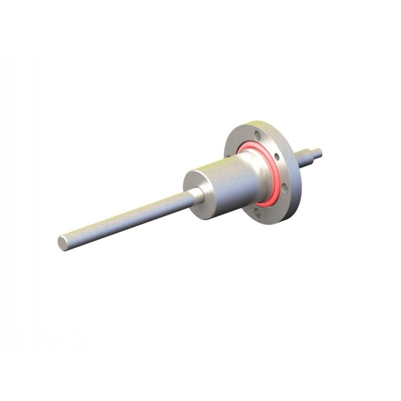 Магнитожидкостное уплотнение FS-7 с фланцем
