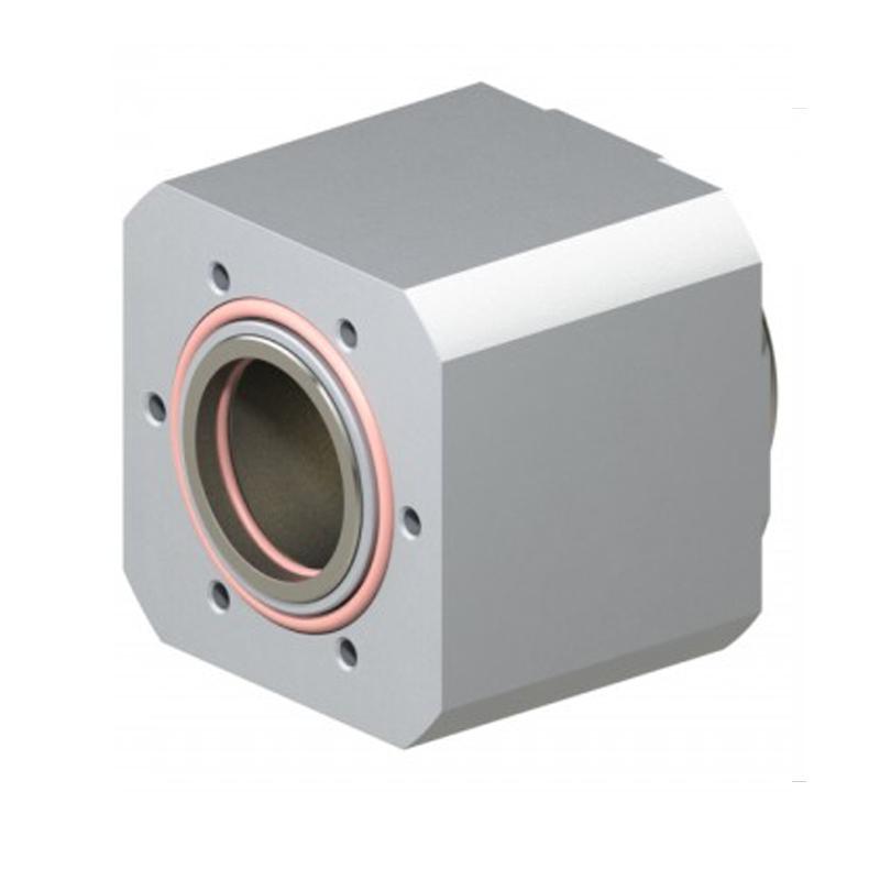 Магнитожидкостное уплотнение FHF-40 с фланцем