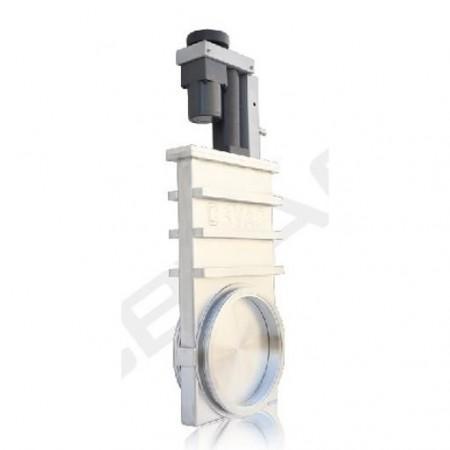 Сверхвысоковакуумный шиберный затвор ССD-100B