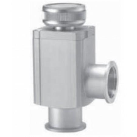 Угловой клапан KF16 ручной, сильфонное уплотнение, XLH-16 (алюминий)