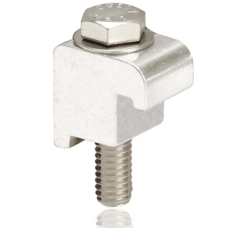 Зажим ISO63-100 ( хромированная сталь )