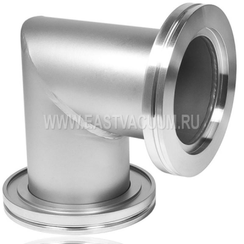 Уголок ISO100 90°, сварной (нержавеющая сталь)
