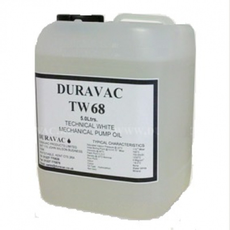 Масло для пластинчато-роторных насосов TW68/A 5 л