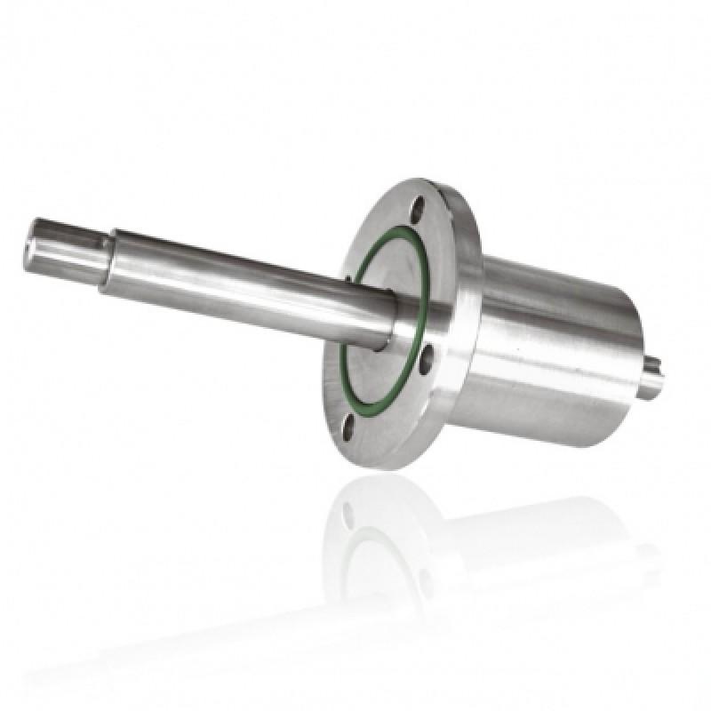 Магнитожидкостное уплотнение FS-6 с фланцем