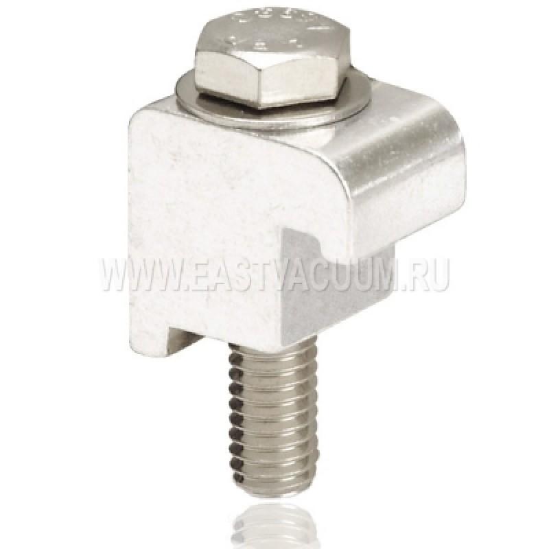 Зажим ISO63-100 ( нержавеющая сталь )
