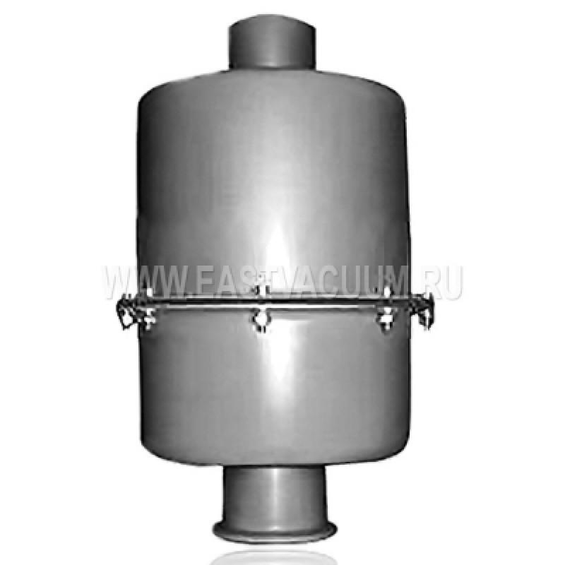 Фильтр масляного тумана KF40 (углеродистая сталь, Скорость откачки, л/с 45-75)