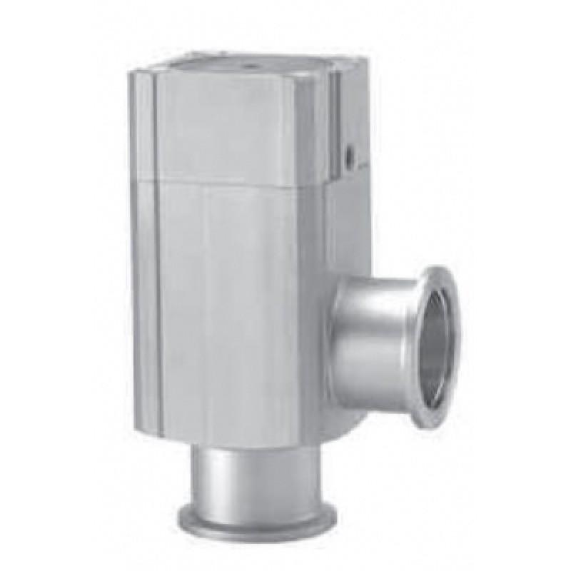 Угловой клапан  ISO80 с пневмоприводом, XLA(V)-80D-M9 (алюминий)