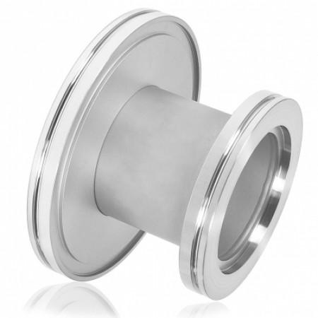 Переходник ISO160 - ISO100 ( нержавеющая сталь )