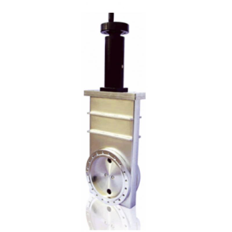 Сверхвысоковакуумный шиберный затвор СС-100B (ISO)