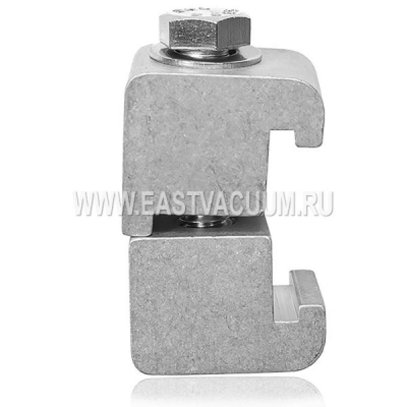 Струбцина двойная ISO320-500 M12 ( алюминий )