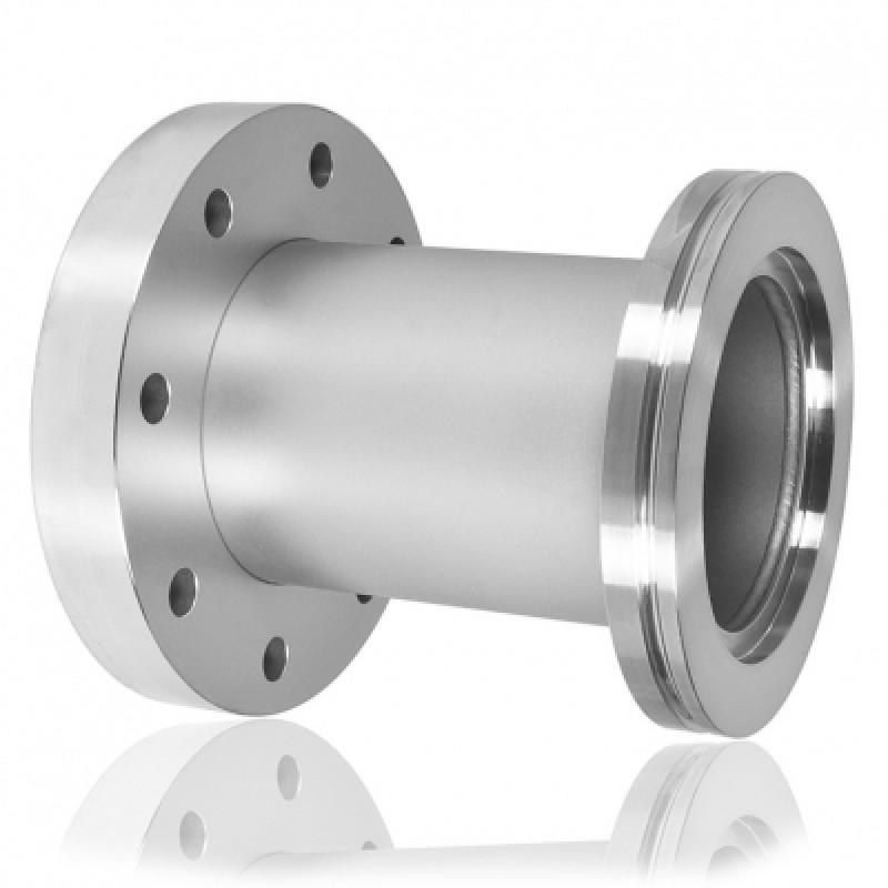 Переходник CF150 - ISO100 ( нержавеющая сталь )