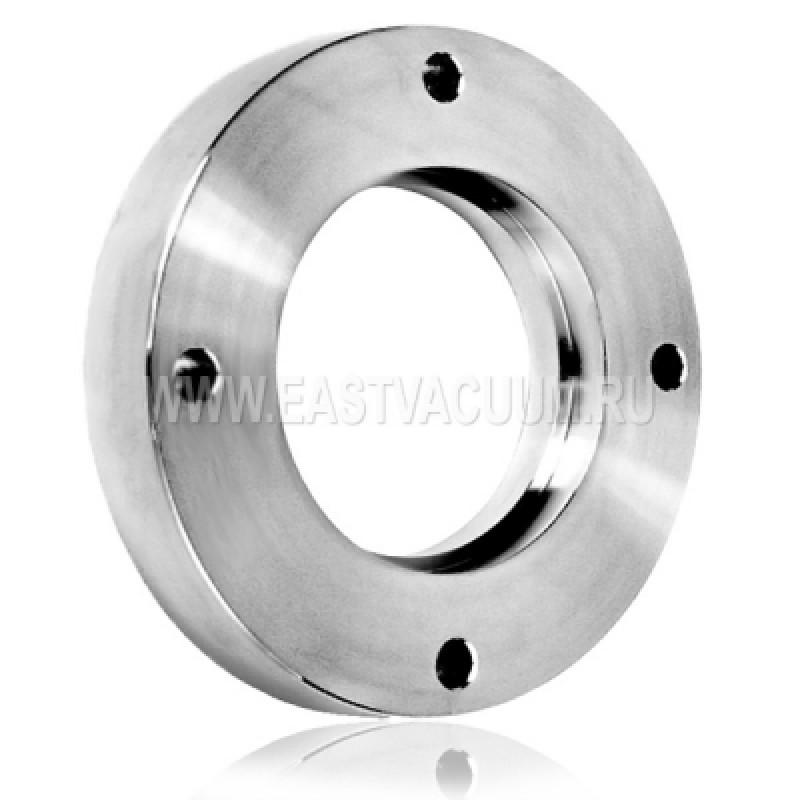 Фланец под сварку ISO-F 400 (нержавеющая сталь)