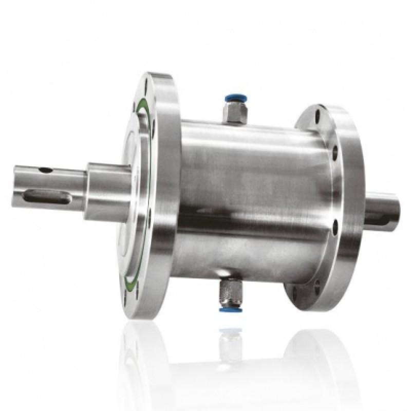 Магнитожидкостное уплотнение FSW-10 с фланцем